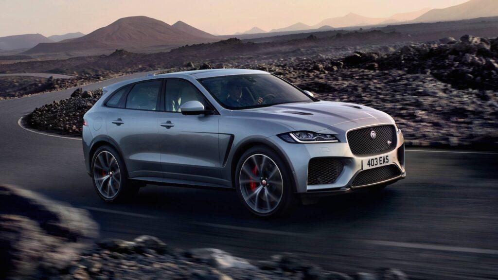 Jaguar s-face